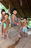 Indigenous Communities (Embera)/Comunidades Indígenas (Embera)