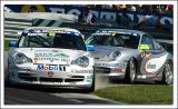 Porsche Cup races at the USGP 2004 Photos