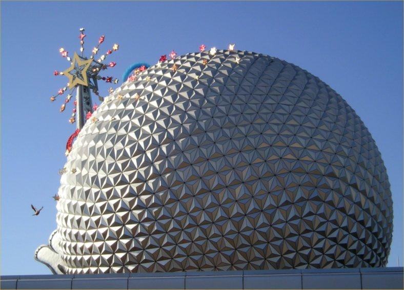 Epcot Dome