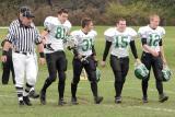 Seton Catholic Central's Varsity Football Team vs Newark Valley