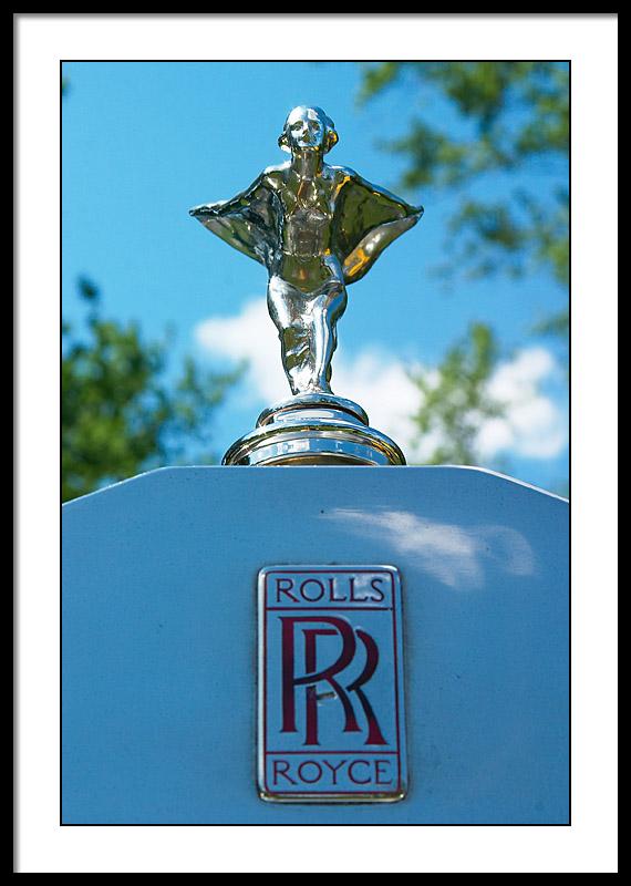 Rolls Royce -- Flying Lady