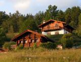 chalets in Mase