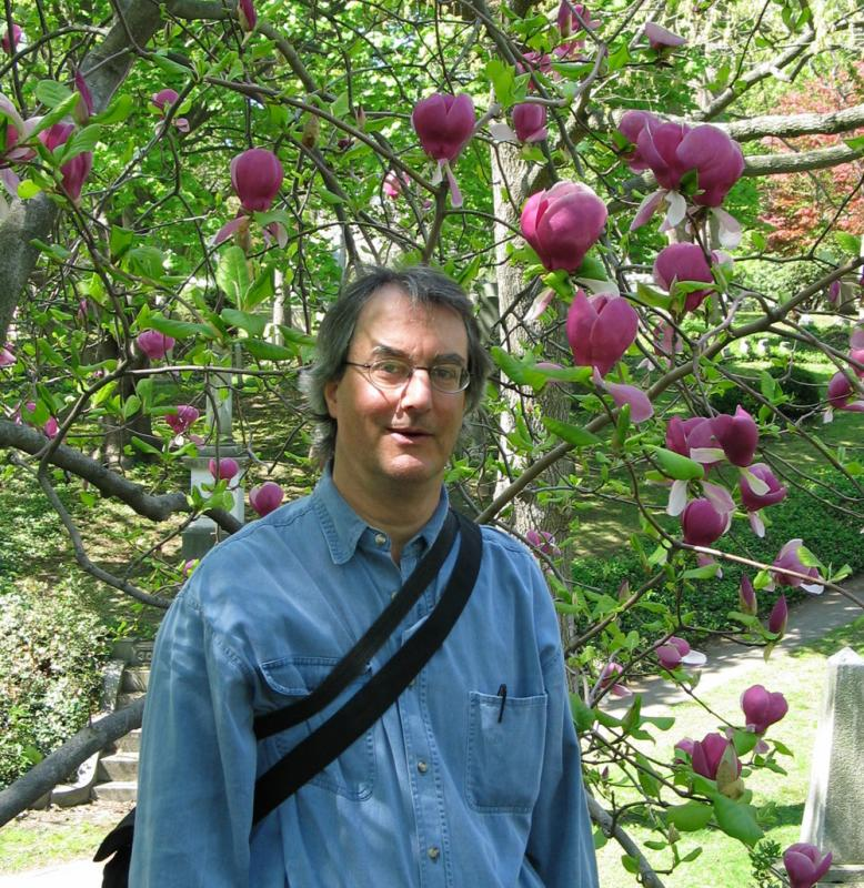 Peter and the Magnolia Tree