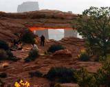 Mesa Arch photographers 7806