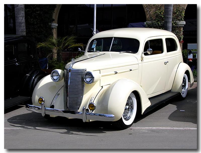 1937 Nash Lafayette 400 Click On Image For More Info