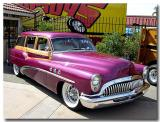 1953 Buick Estate Wagon Super - Last Real US Woodie