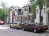 Typical dutch home near the train station