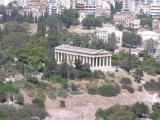 View of Ancient Agora