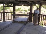 Windlass at Grand Meteora Monastery