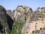 View from Grand Meteora Monastery