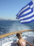 Cruising to Poros