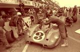 24 Hours of Le Mans 1970 Porsche 917 Gérard Larousse & Willi Kauhsen