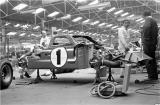 24 Hours of Le Mans 1967 - Ford GT40 MKIV, Dan Gurney, A.J.