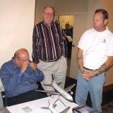 Jerry Stanick, Big Bird and Bob Patterson