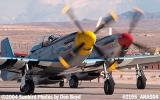 Mustangs at the 2004 Aviation Nation Air Show stock photo #2195