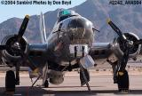 B-17 at the 2004 Aviation Nation Air Show stock photo #2242