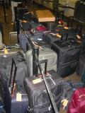 20 people, 40 checked bags