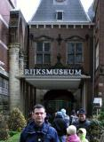 Billy at Rijksmuseum