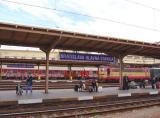 Bratislava Station - Hlavna Stancia