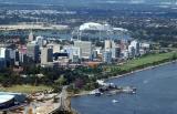 Riverfront Perth, Barrack Street Jetties