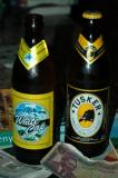 White Cap and Tusker