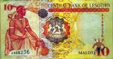 Like Swaziland, Lesotho issues it's own currency, the Maloti, which is pegged to the Rand