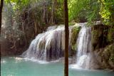 Waterfall, Erawan National Park