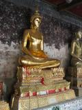 around which all buddhas are standing