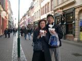 Lunch on the go, Heidelberg DSCN2715.jpg
