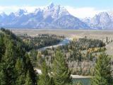 Snake River Overlook - Grand Teton N.P.