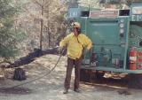 Elk Fire, 1995