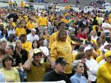 USM fans don't like the call