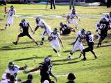 Throw to #25 out of backfield