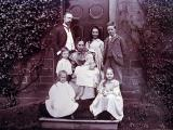 Guy and Mary Goldthorp and family