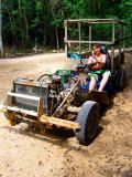 Formula 1 Junglemobile