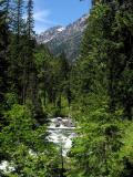 Stuart Range and Ingalls Creek