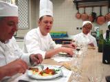 Sampling the basque omelet