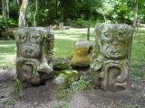 Copan stelae