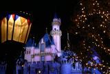 Disneyland Christmas,  Day and Night