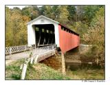 Hills or Hildreth Covered Bridge