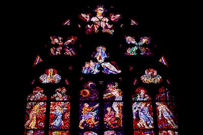 Another St. Vitus window