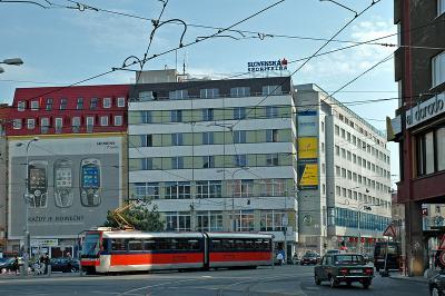 Modern Bratislava