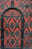 Prague door
