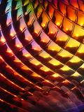 Faceted Sunset