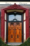Winsum - Huyze Obergon deur