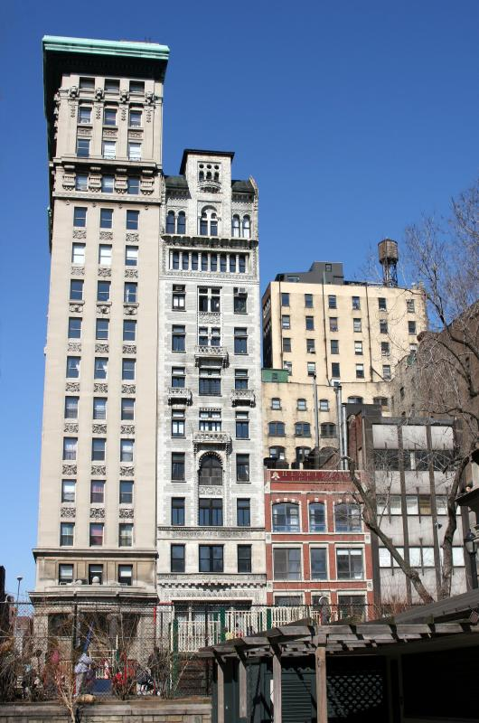 Union Square West at 16th Street