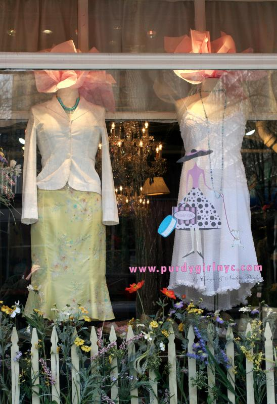 Springtime Outfits at PurdyGirl
