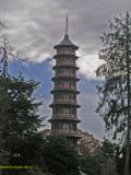 Pagoda at the Kew Gardens