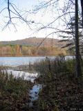 Camping, October 2004: Rocky Gap State Park