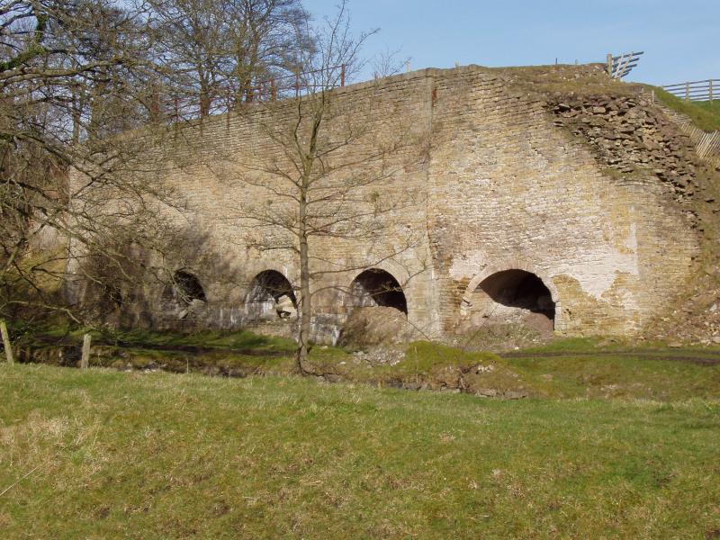 Bishopley lime kilns